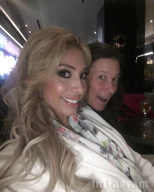 Farrah Abraham and MTV Teen Mom OG producer Heather