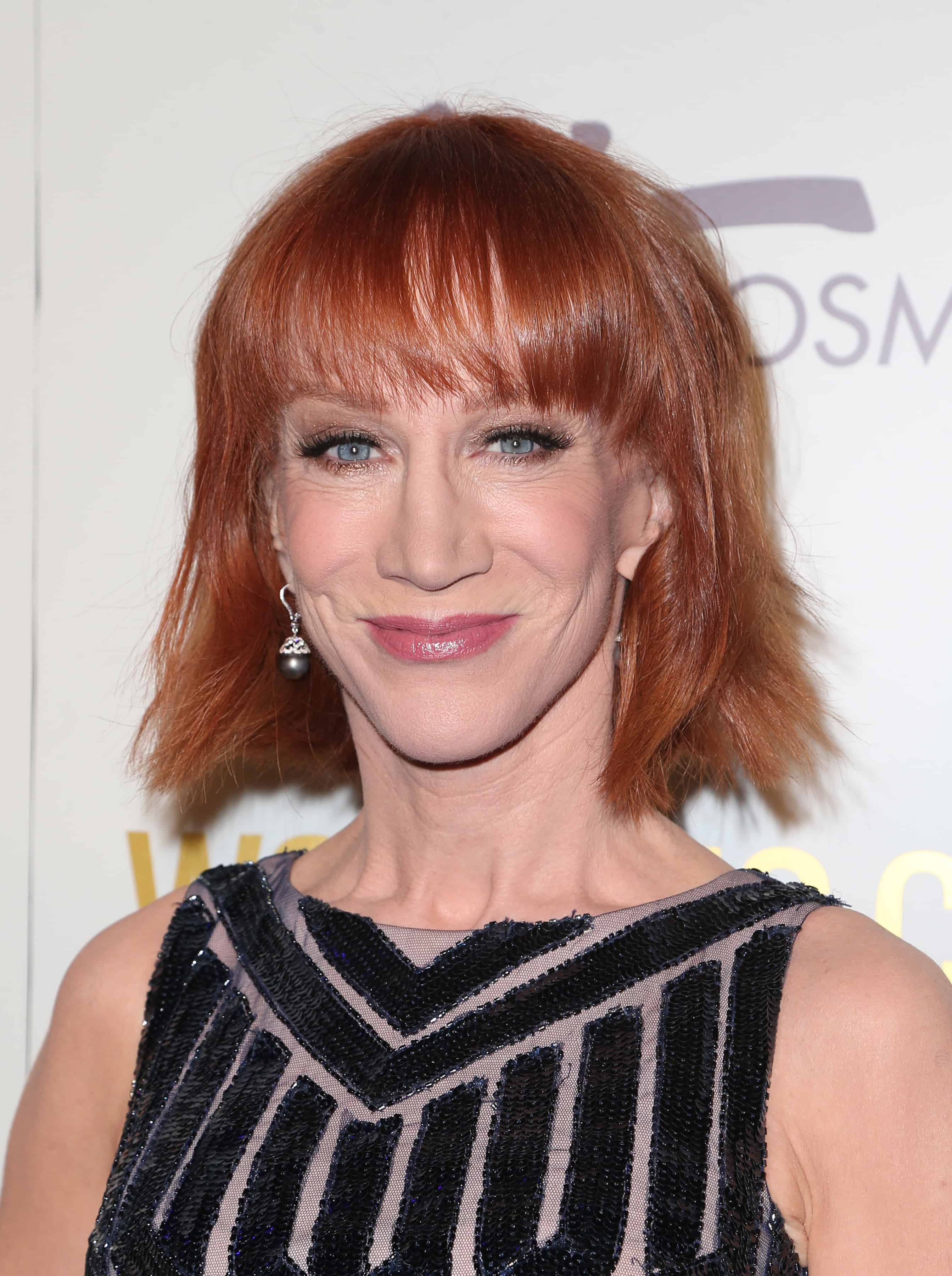 Will Kathy Griffin fac...
