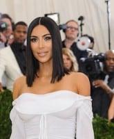Kim Kardashian's Met Gala look 2