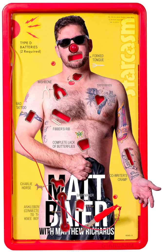 Matt Baier Operation game