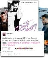 Patrick Swayze remakes