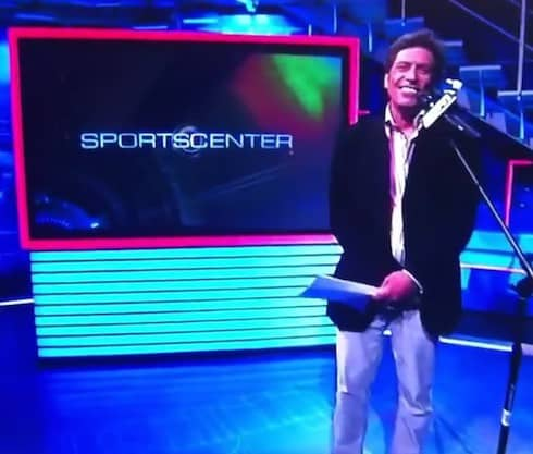 Who does the voiceovers for SportsCenter 2