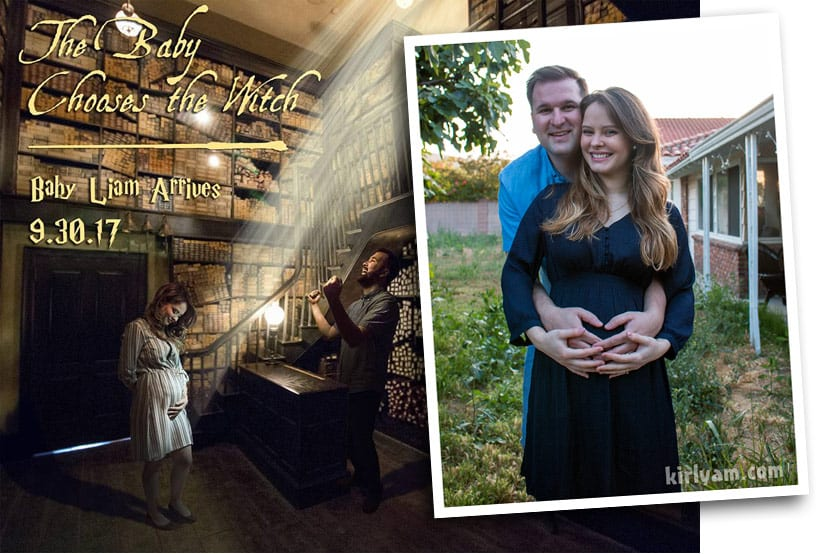 90 Day Fiance Kirlyam pregnant Harry Potter announcement