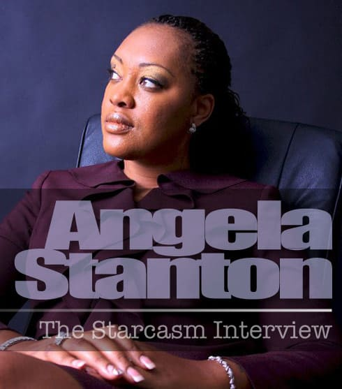 Angela Stanton Interview about Phaedra Parks and her book being made into a movie