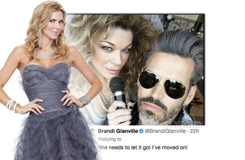 Eddie Cibrian Slams Brandi Glanville's 'False' Stalking Accusations Against Wife LeAnn Rimes