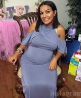 Briana DeJesus pregnant baby shower