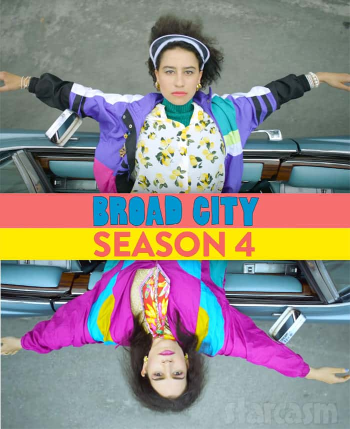 Broad City Season 4 Trailer Is Here and It's Bonkers
