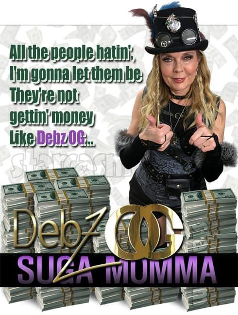 Debra Danielsen Debz OG Suga Momma lyrics
