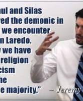 Jeremy Vuolo quote on Catholics