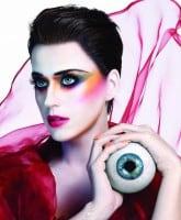 Katy Perry's naked livestream