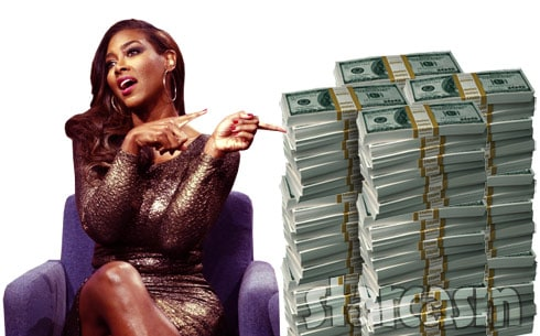 Kenya Moore money