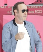 Kevin Spacey channels John Travolta on red carpet
