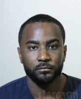 Nick Gordon arrest mug shot 2017 Florida