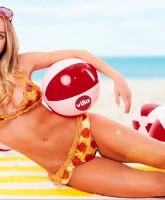 Real Pizza bikini