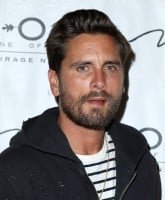 Scott Disick celebrates his birthday at 1Oak nightclub