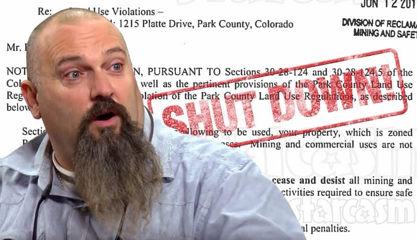 Todd Hoffman Colorado mine shut down