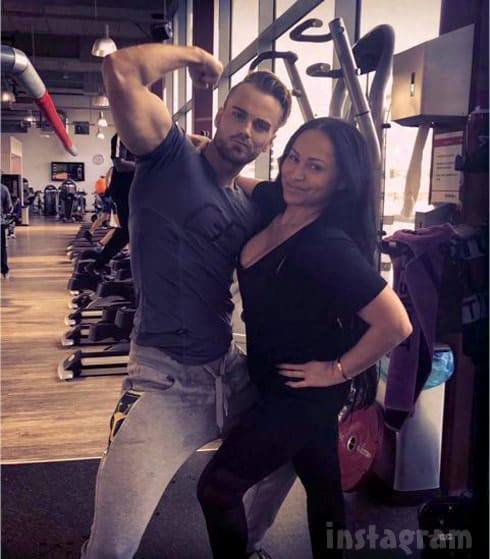 90 Day Fiance Darcey Silva and Jesse Meester from Amsterdam