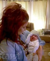 Chelsea Houska DeBoer and son Watson on Teen Mom 2