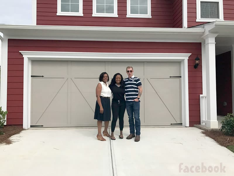 Kyle Chrisley new house