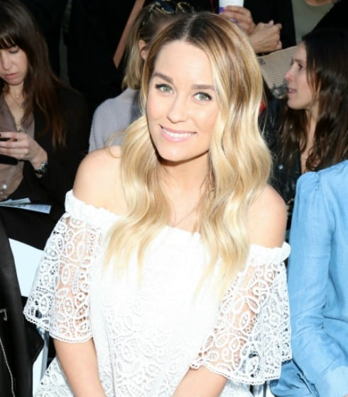 Lauren Conrad And William Tell Welcome First Child