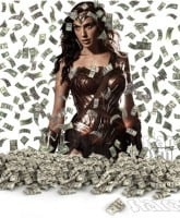 Wonder Woman has makes most money in domestic box office for any DC movie