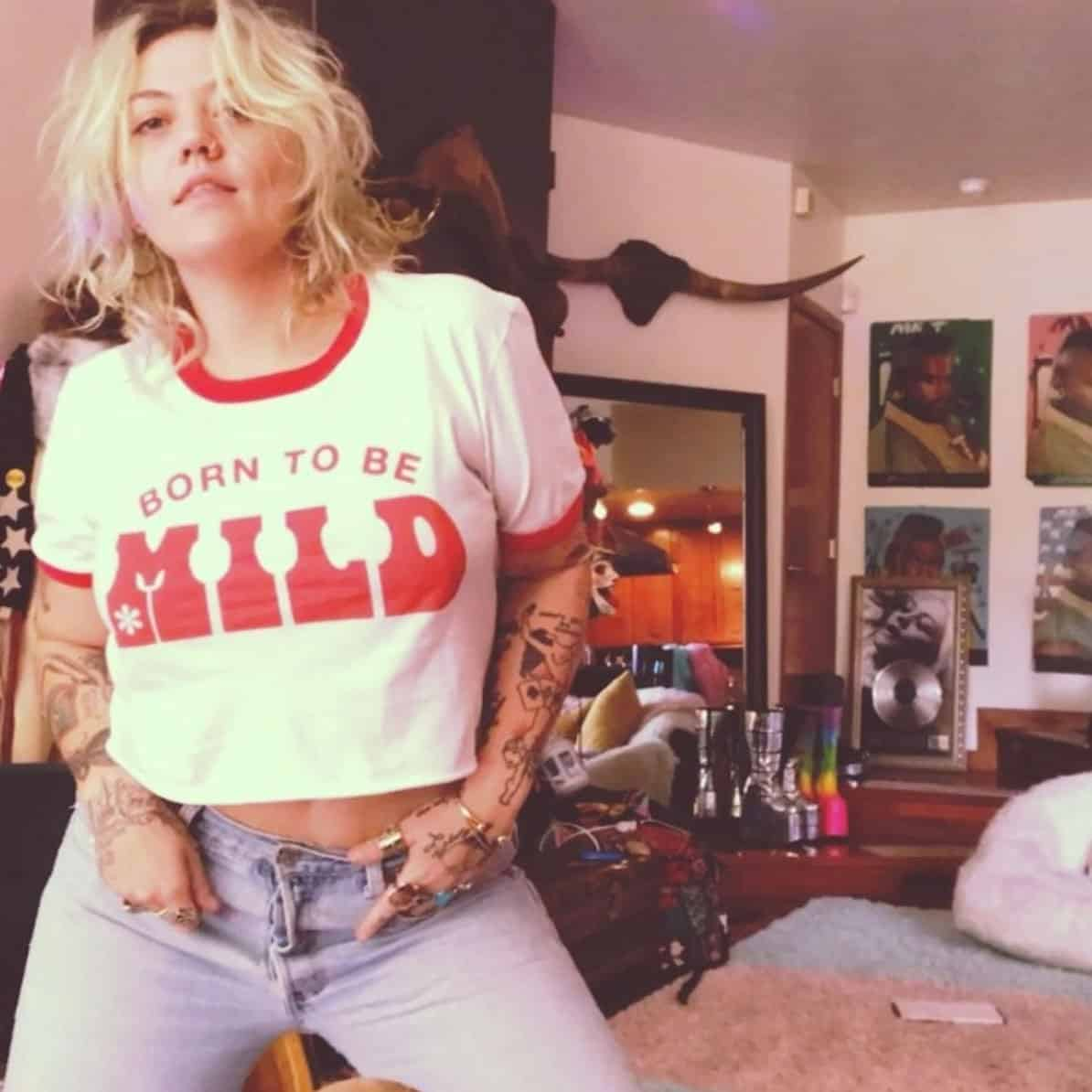 Elle King Opens Up About Experiencing Depression And PTSD
