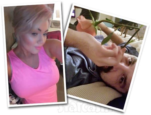 Amber Portwood and boyfriend Andrew Glennon