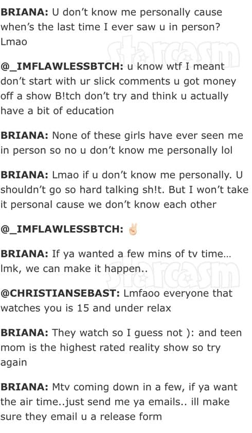 Briana DeJesus Devoin Austin tweets part 3