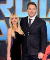 Guardians of the Galaxy Vol. 2 Premiere - Arrivals  Featuring: Anna Faris and Chris Pratt Where: London, United Kingdom When: 24 Apr 2017 Credit: Joe/WENN.com  *****please credit Joe/WENN*****