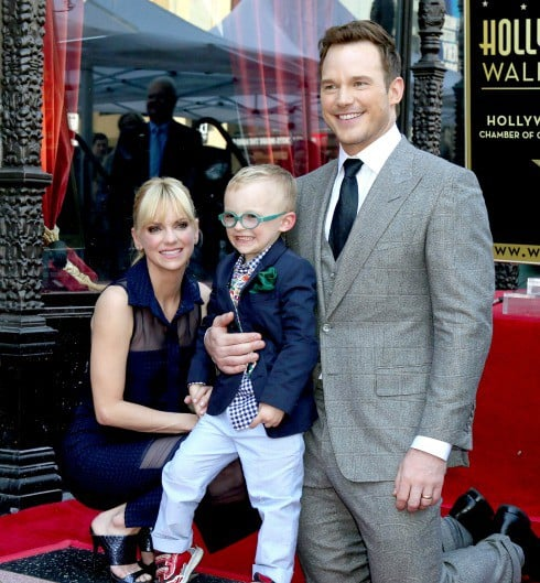REPORT Family tensions are to blame for Anna Faris and ...