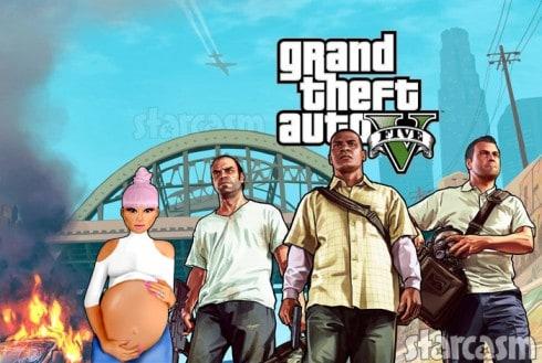 Grand Theft Auto Blac Chyna