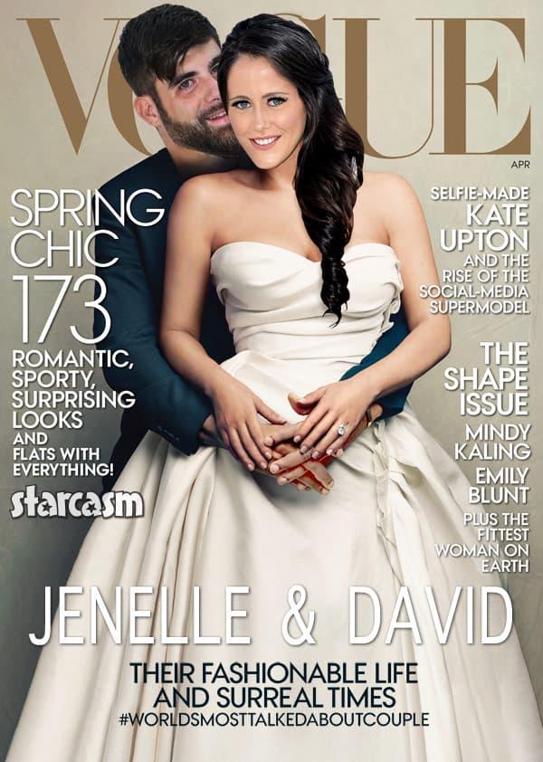 Jenelle Evans David Eason Vogue cover