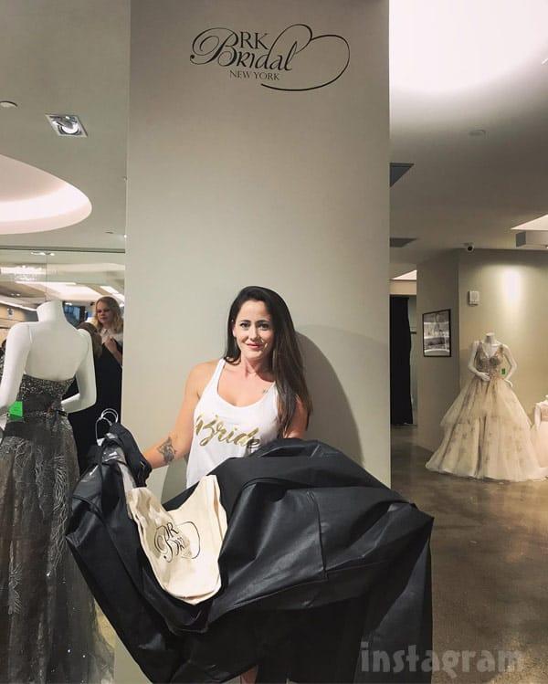 Hillbilly Wedding Dress 27 Superb PHOTOS Jenelle Evans picks