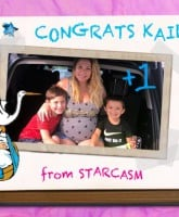 Kail Lowry gives birth to baby boy