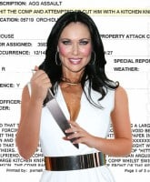 LeeAnne Locken knife attack police report no arrest