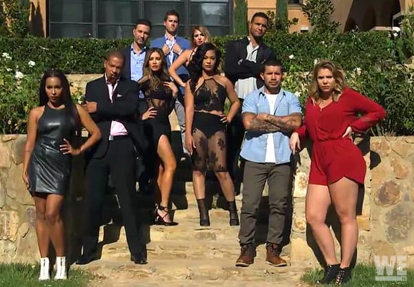 Marriage Boot Camp Reality Stars Season 9 cast