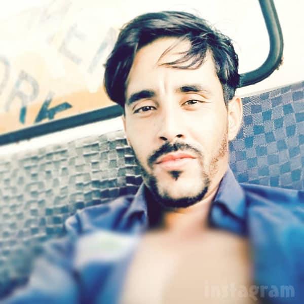 Mohamed Jbali sexy photo