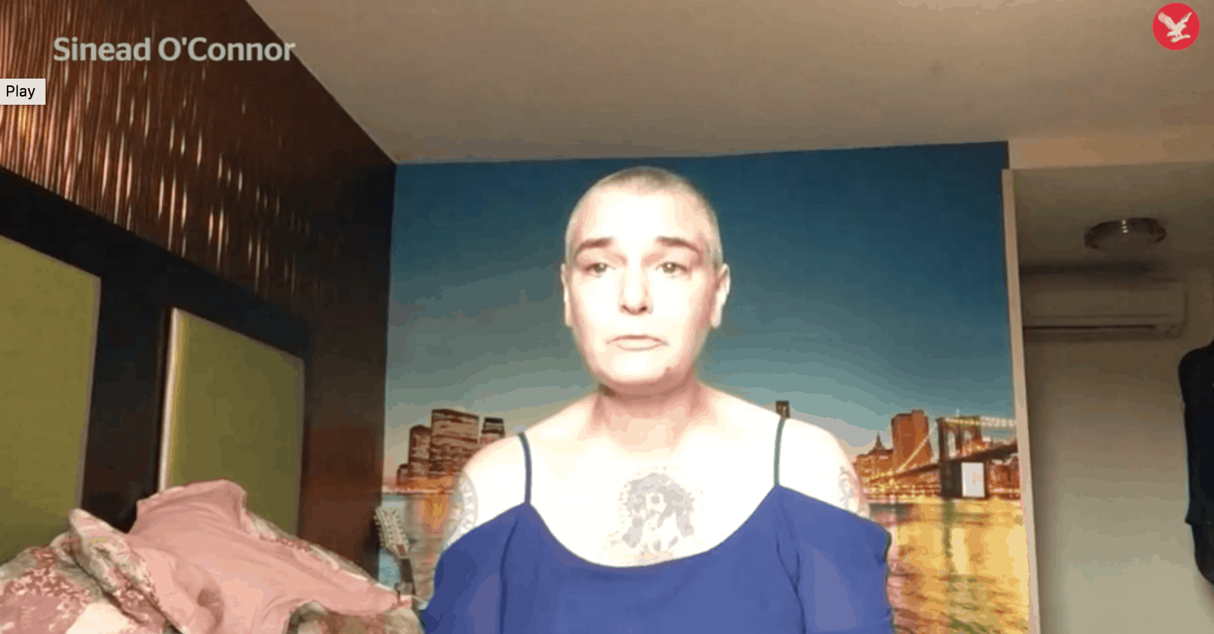 Sinead O'Connor Says She's Suicidal in Shocking Facebook Video