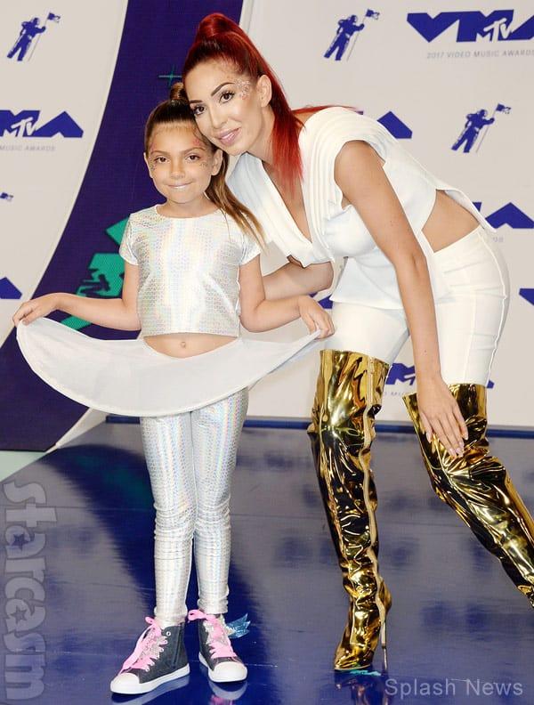 Sophia_Farrah Abraham Video Music Awards 2017