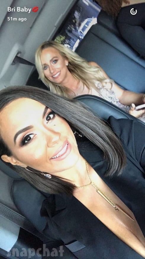 Teen Mom 2 Briana and Leah heading to the MTV Video Music Awards