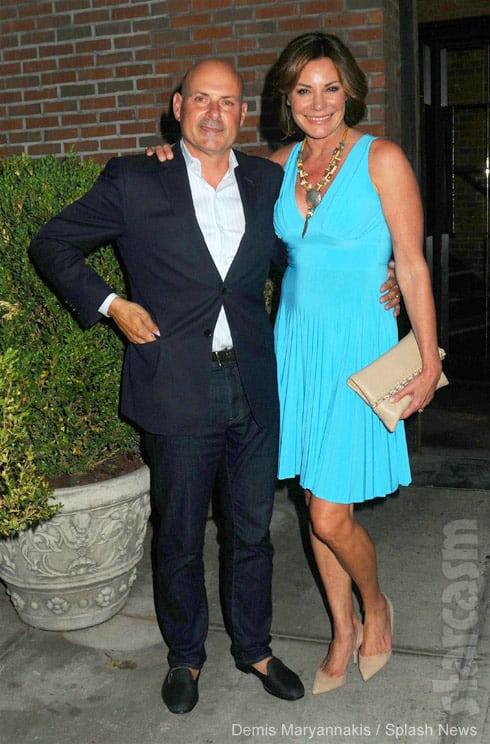 Tom D'Agostino and Countess LuAnn