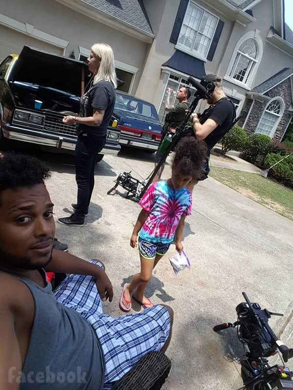 90 Day Fiance Luis Atlanta filming