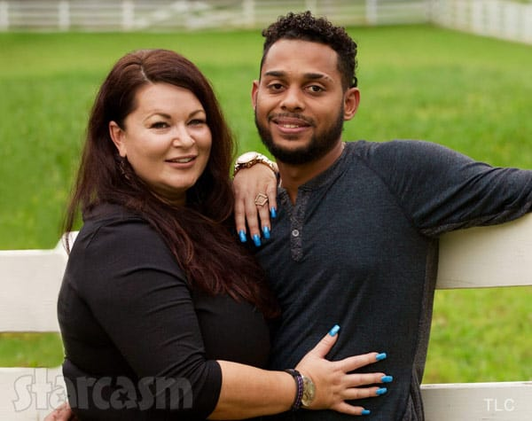 90 Day Fiance Season 5 Molly and Luis