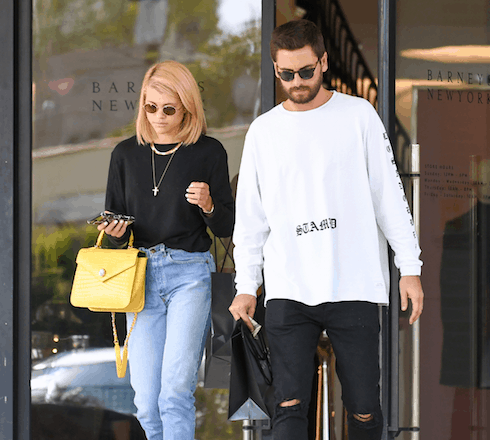 Are Scott Disick and Sofia Richie dating 2