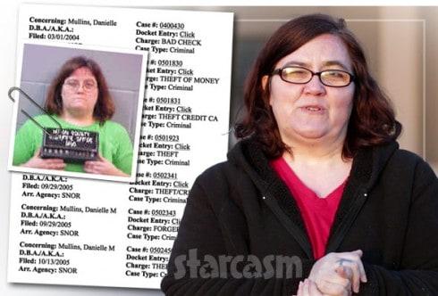 90 Day Fiance Danielle Jbali arrest details