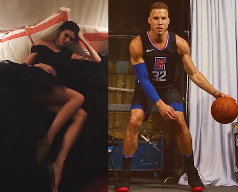 Is Kendall Jenner with Blake Griffin 1