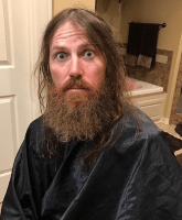 Jase with Beard