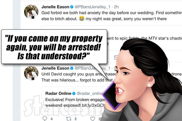 Jenelle Evans Shows Off Gorgeous Wedding Photos From Her Big Day