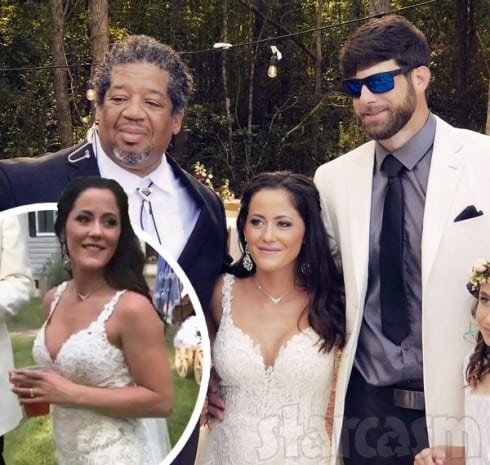 Jenelle Evans wedding photos main