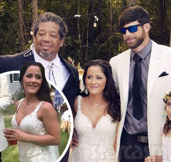 It's Official! Teen Mom 2 Star Jenelle Evans Marries David Eason